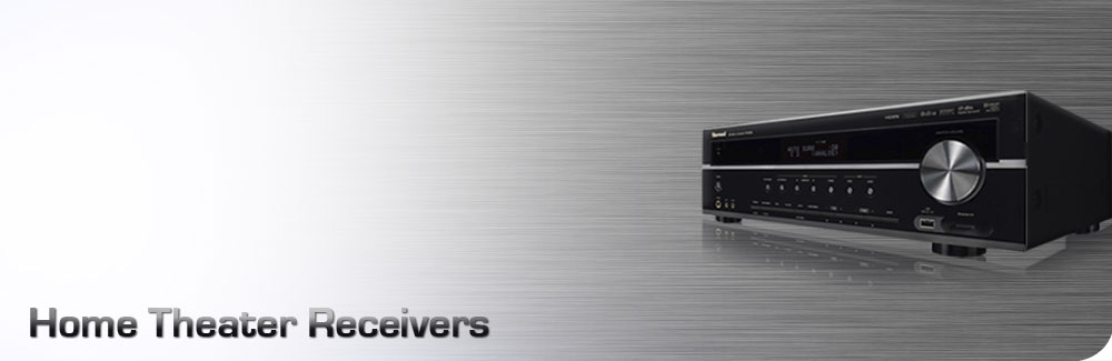 Receivers and Amplifiers