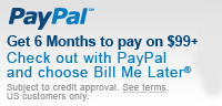 Paypal bill me late
