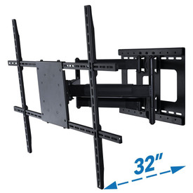 42 in. to 80 in. tv wall mount