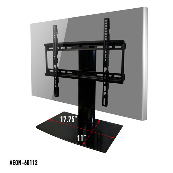 Universal I Tabletop Tv Stand Swivel I Height Adjustment