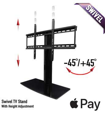 Height Adjustable Universal TV Stands